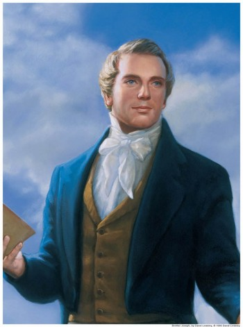 Why did Joseph Smith run for President of the United States?