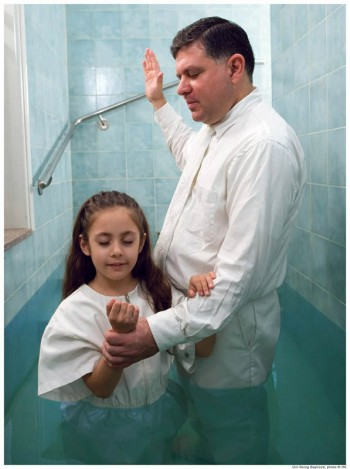 What do Mormons think of infant baptism?