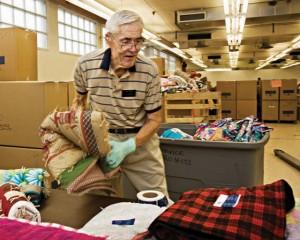 mormon volunteer charity