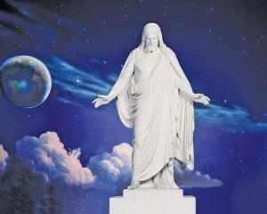 Mormon Christus Jesus Christ