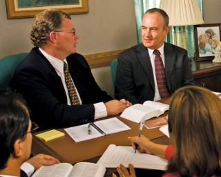 How Do Mormon Ministers Qualify to Preside?