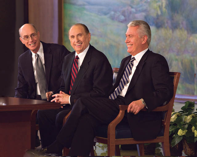 The First Presidency Mormon Leaders