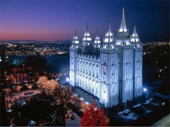 mormon baptism temple