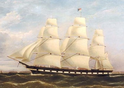 The S.S. William Tapscott mormon