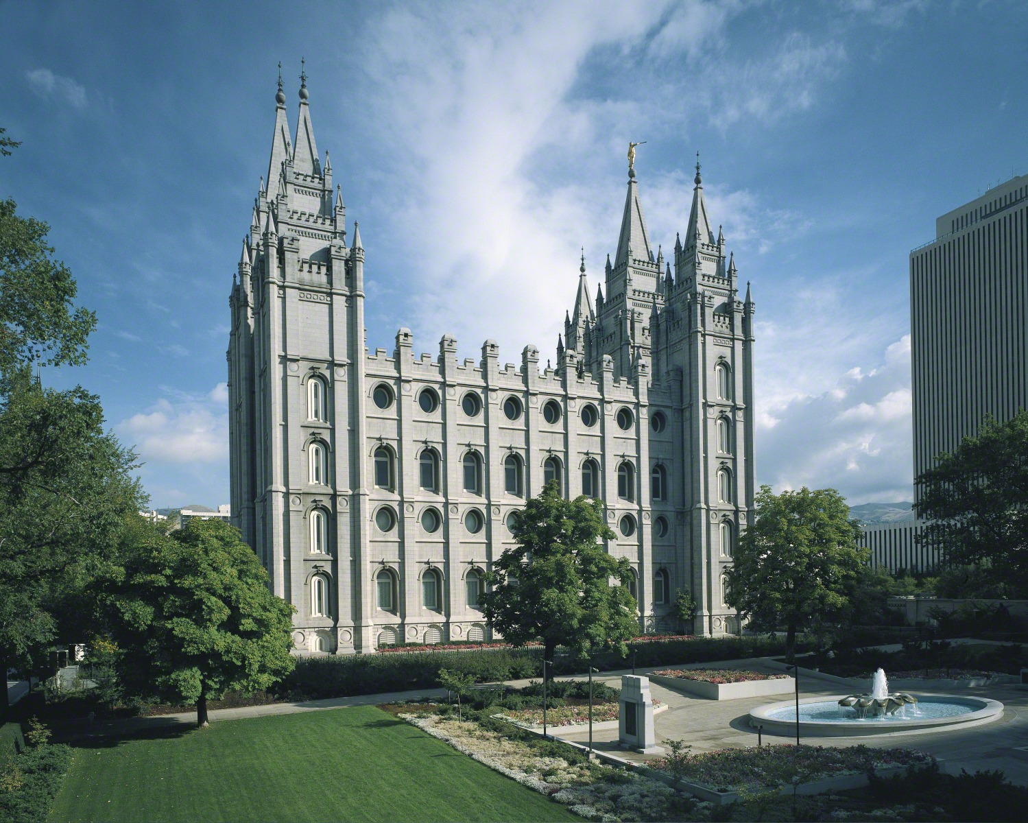 South Temple St Salt Lake City Utah
