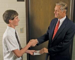 Mormon Tithing
