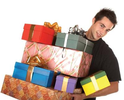 Christmas Shopping Mormon