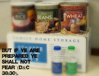 Mormon Food Storage Inspiring Nation
