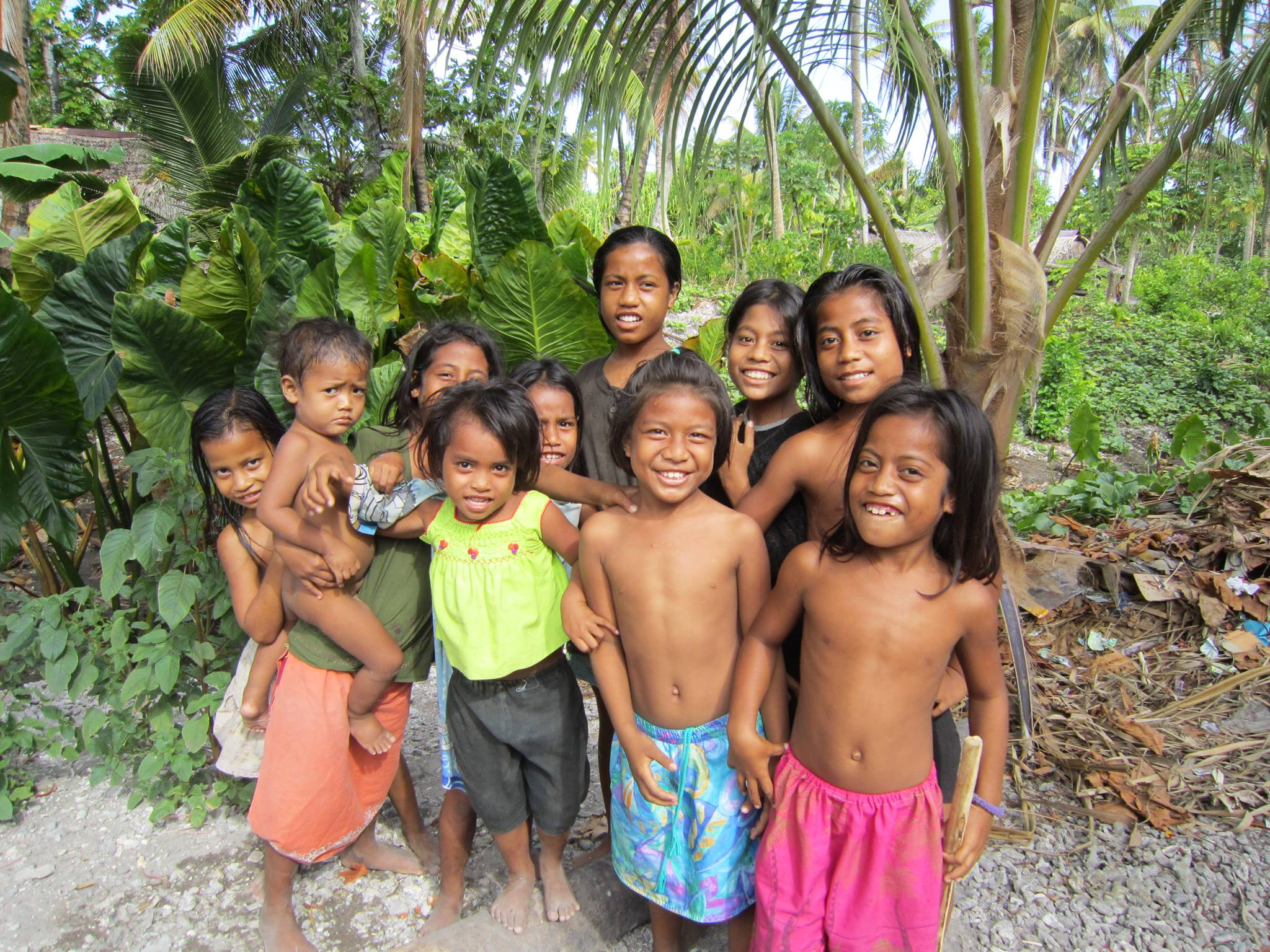 Latter-day Saint Children and the Issue of Malnutrition on the Isle of Kiribati